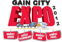 Gain City Expo 2012 Logo