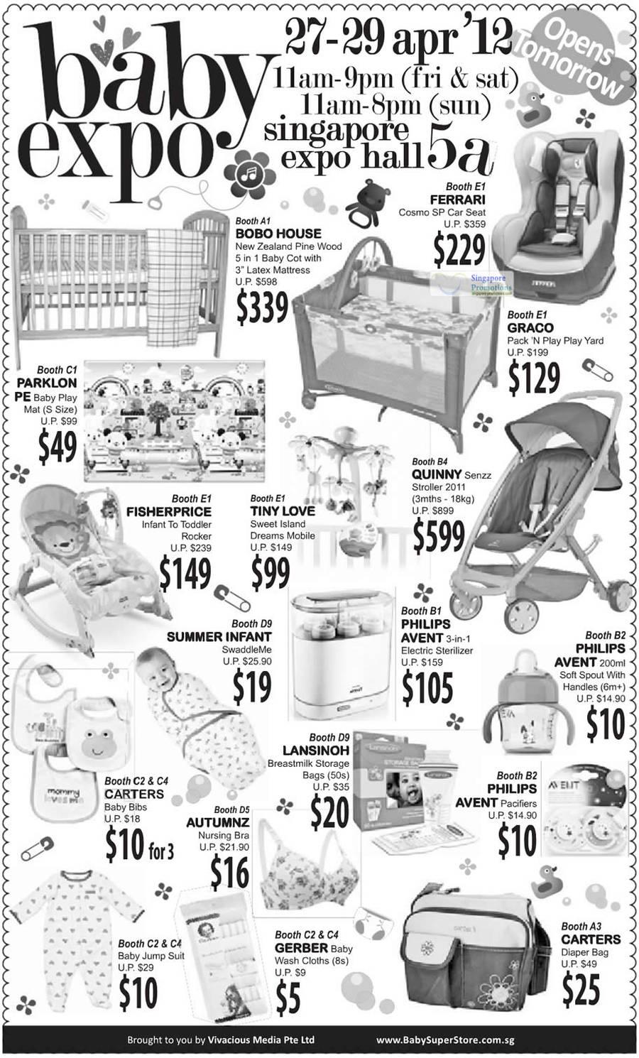 Baby Expo 26 Apr 2012