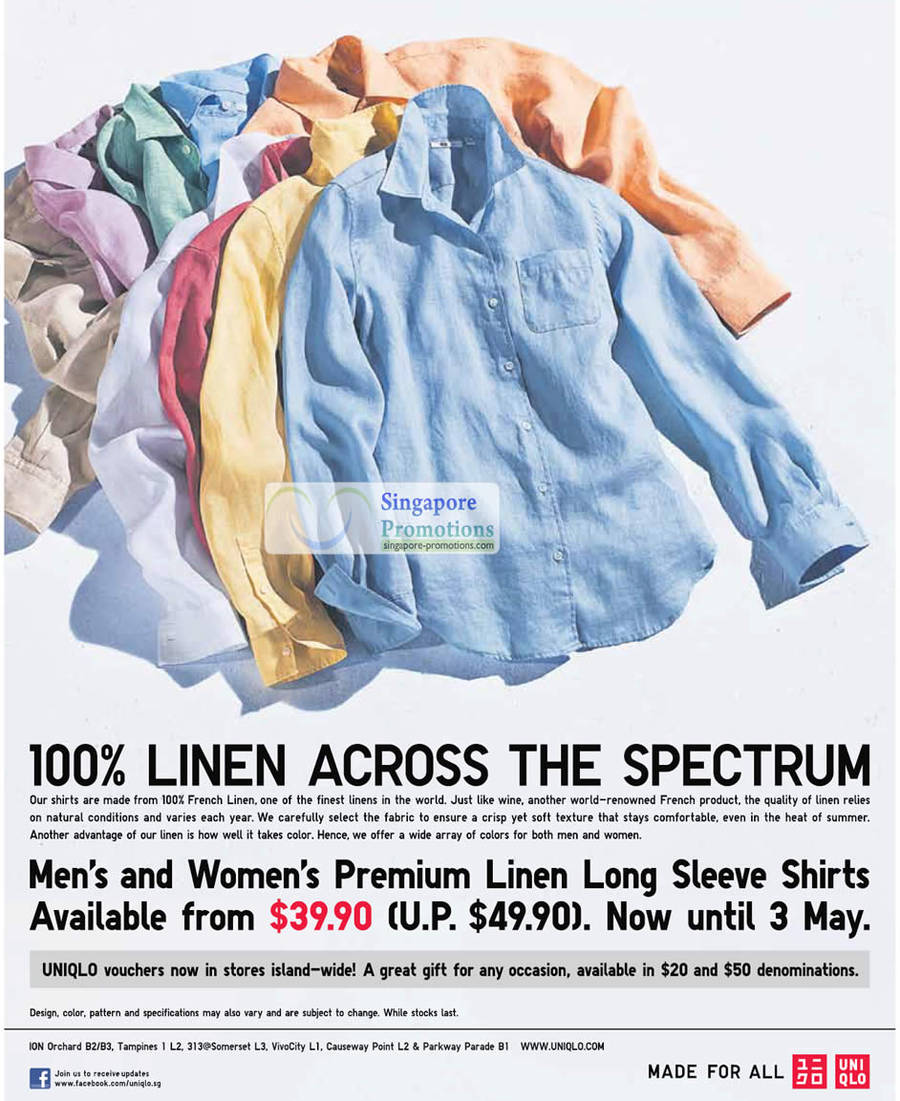 Premium Linen Long Sleeve Shirts