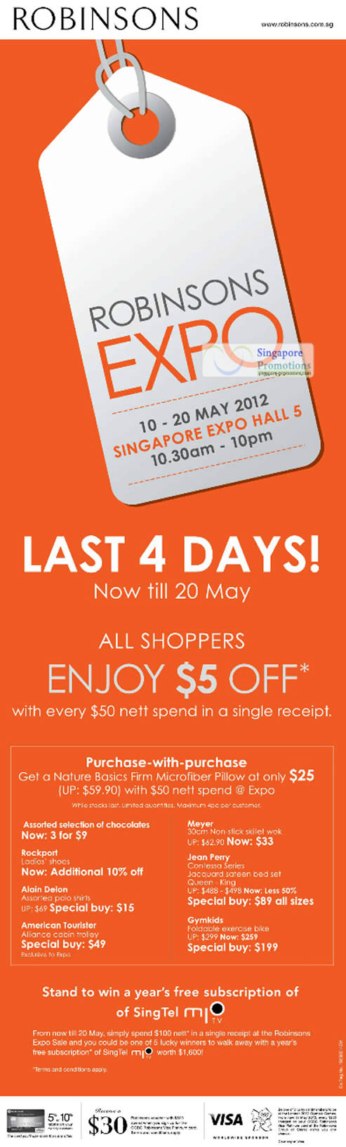 17 May Five Dollars Off With Every 50 Spend