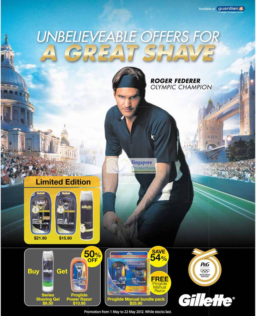 Gillette Proglide Series Shaving Gel, Gillette Proglide Power Razor, Gillette Proglide Manual bundle pack