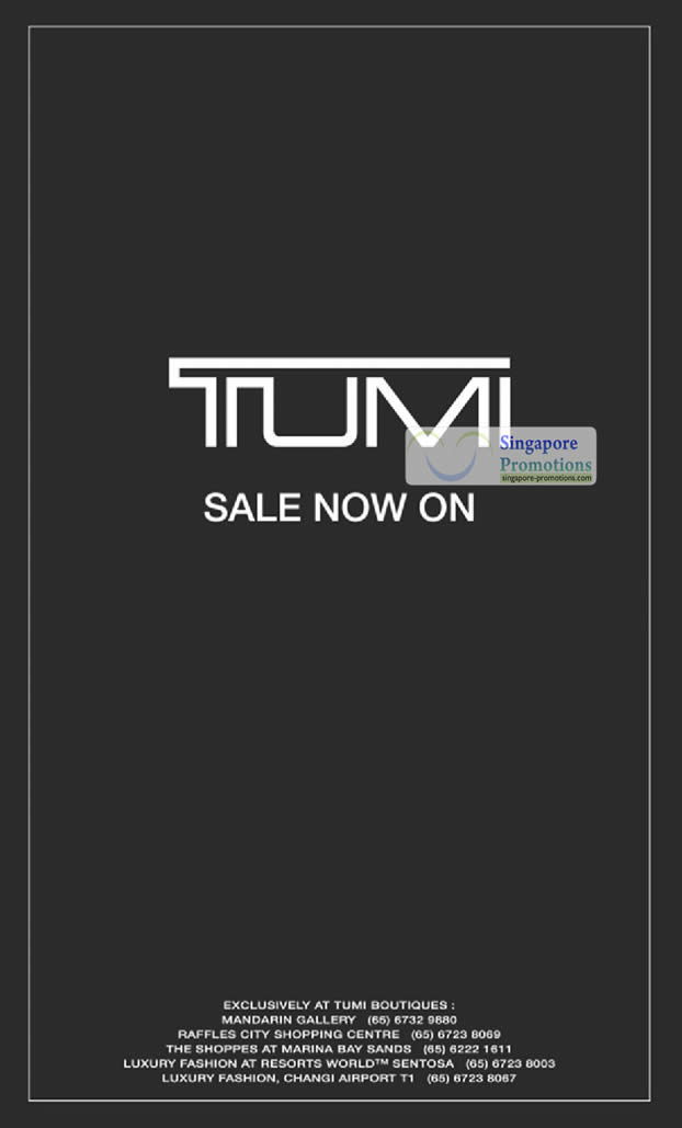 Tumi 25 May 2012