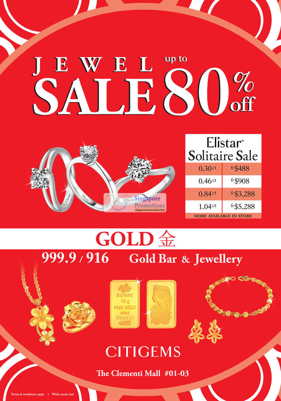 Elistar Solitaire, Gold Bar, Jewellery