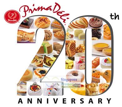 Prima Deli 20th Anniversary