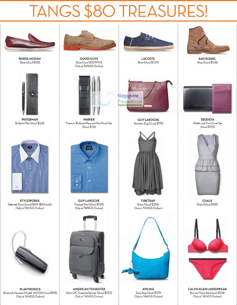 SERENITE DESIGNS Necklace, ALEXANDER MCQUEEN Underwear, SANUK Shoes, RENOMA Mens Leather Accessories
