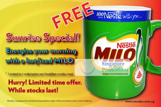 how to promote milo drink