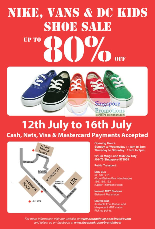 Brandsfever 12 Jul 2012 187 Brandsfever Nike Vans Amp Dc Kids