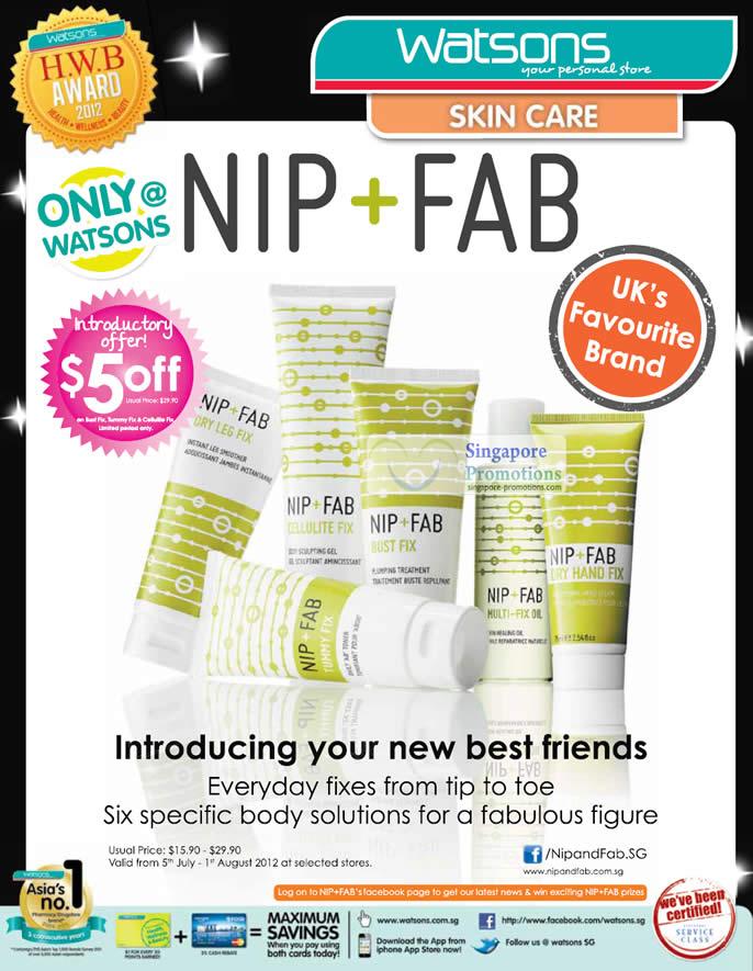 Nip Plus Fab