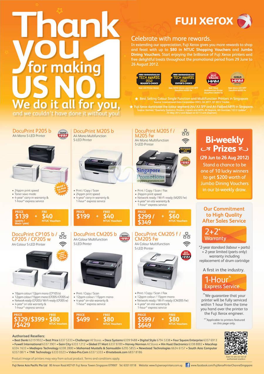 Fuji Xerox DocuPrint P205 b S-LED Printer, Fuji Xerox DocuPrint M205 b S-LED Printer, Fuji Xerox DocuPrint M205f S-LED Printer, Fuji Xerox DocuPrint M205 fw S-LED Printer, Fuji Xerox DocuPrint CP105 b S-LED Printer, Fuji Xerox DocuPrint CP205 S-LED Printer, Fuji Xerox DocuPrint CP205 w S-LED Printer, Fuji Xerox DocuPrint CM205 b S-LED Printer, Fuji Xerox DocuPrint CM205 f S-LED Printer, Fuji Xerox DocuPrint CM 205 fw S-LED Printer