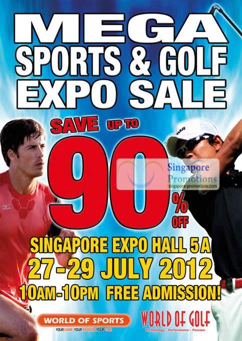 World of Sports 20 Jul 2012