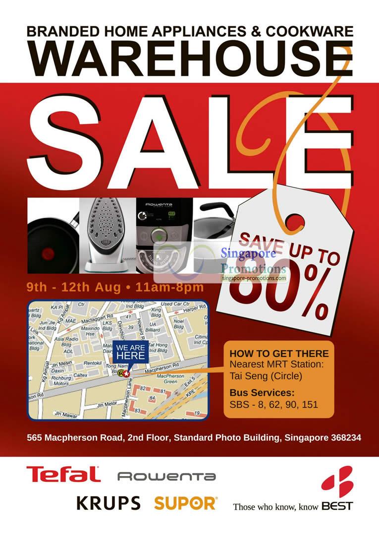 Best Denki Warehouse Sale Details