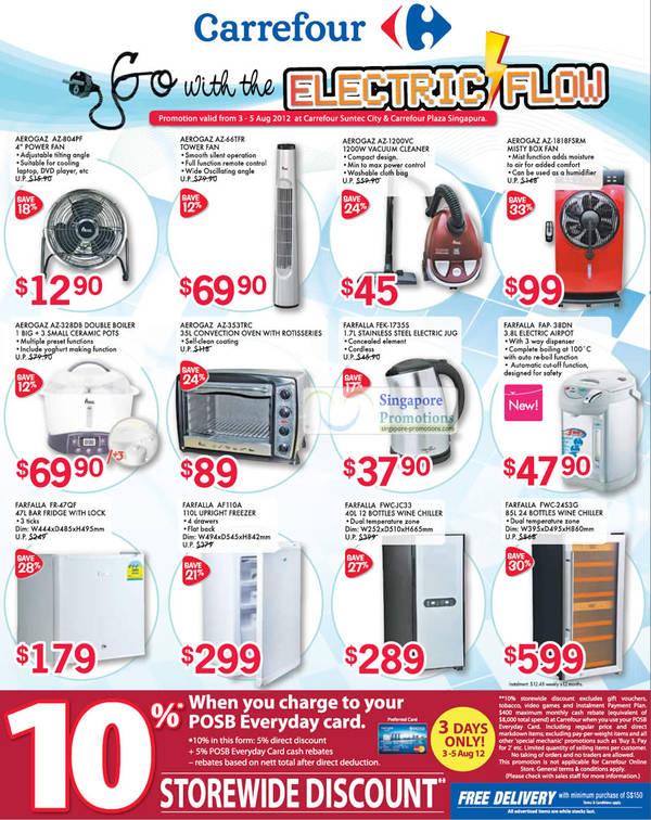 d745dea04f16e Carrefour Home Appliances Offers   Suntec City   Plaza Singapura 3 – 5 Aug  2012 UPDATED 4 Aug 2012