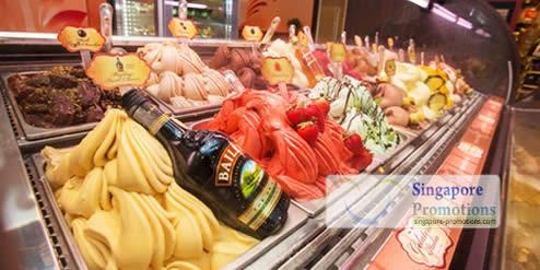 Gelateria Italia 4 Aug 2012