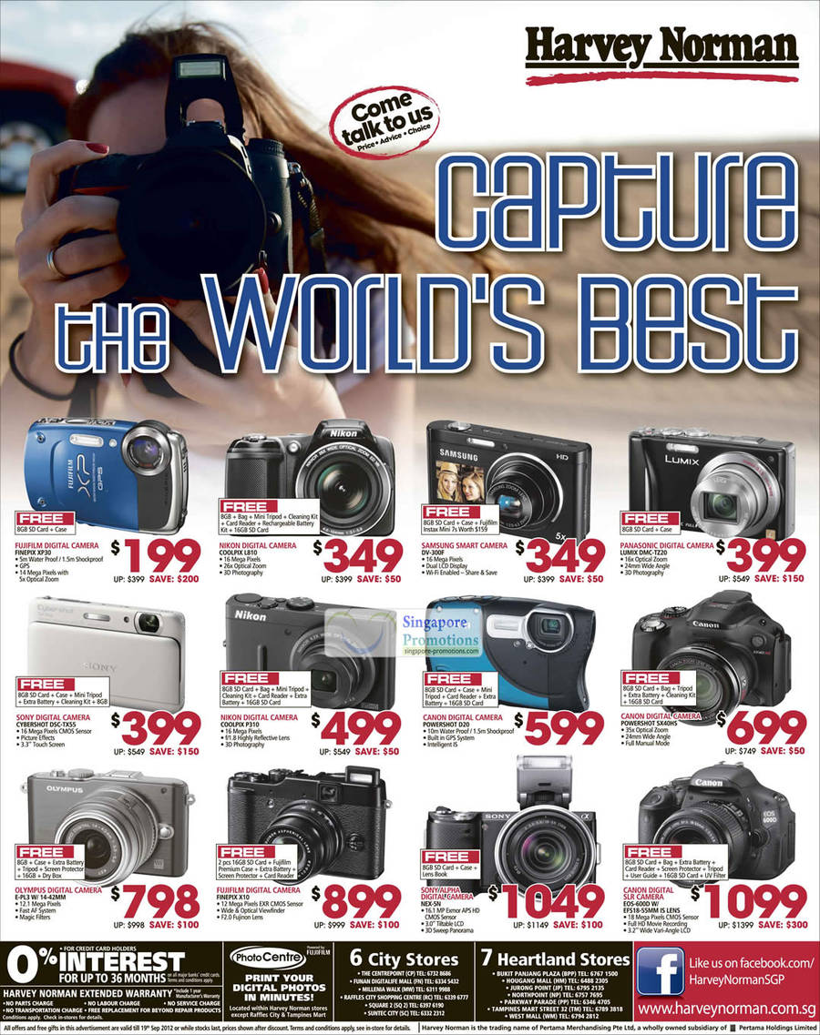 FUJIFILM Digital Camera FINEPIX XP30, NIKON Digital Camera COOLPIX L810, SAMSUNG SMART CAMERA DV-300F, SONY Digital Camera CYBERSHOT DSC-TX55, NIKON Digital Camera COOLPIX P310, CANON Digital Camera POWERSHOT D20, SONY ALPHA Digital Camera NEX-5N, FUJIFILM Digital Camera FINEPIX X10, OLYMPUS Digital Camera E-PL3, CANON DIGITAL SLR CAMERA EOS-600D, CANON Digital Camera POWERSHOT SX40HS, PANASONIC Digital Camera LUMIX DMC-TZ20