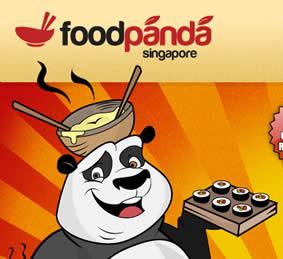 FoodPanda Panda 19 Oct 2012