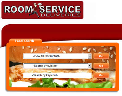 Room Service Deliveries 16 Oct 2012