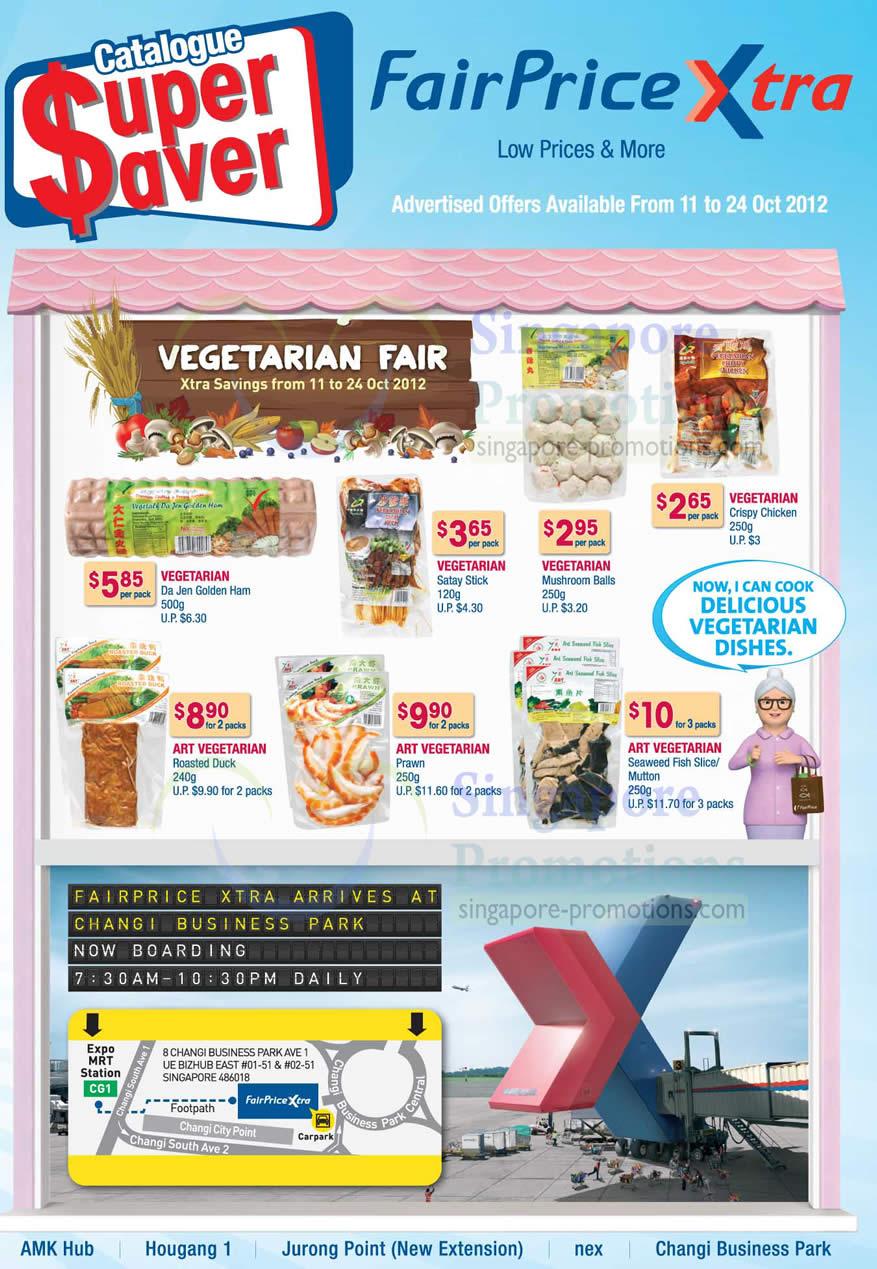 Vegetarian Fair