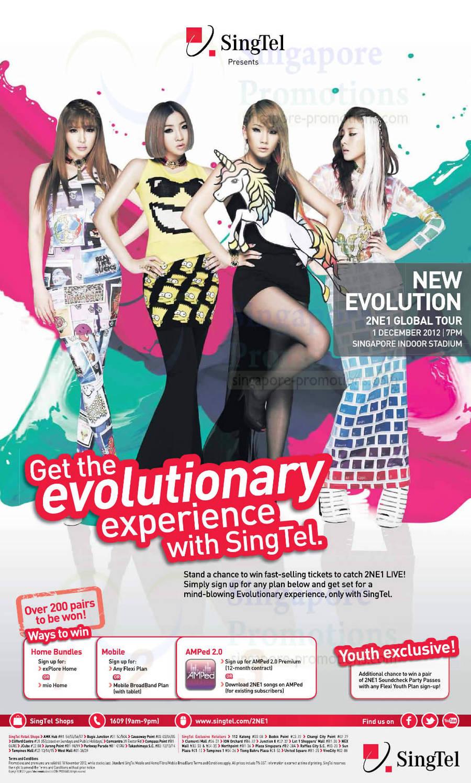 Win Tickets To Catch New Evolution 2NE1 Global Tour