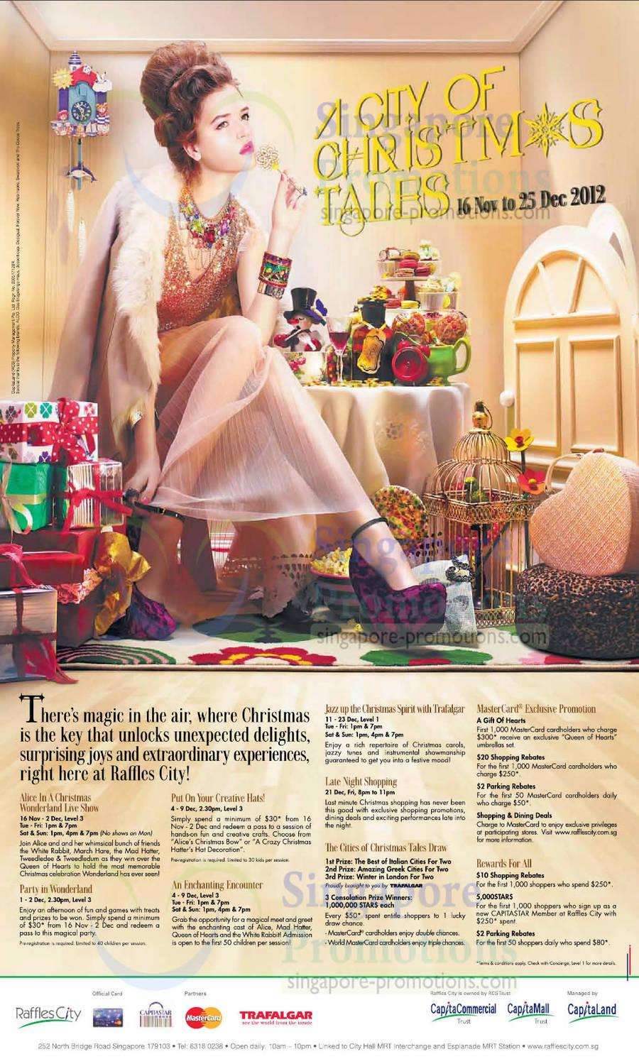 Christmas Treats Till 25 Dec 2012