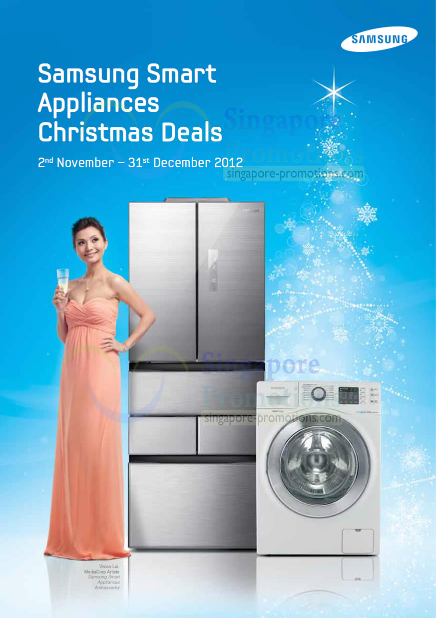 Samsung appliances christmas deals price list nov