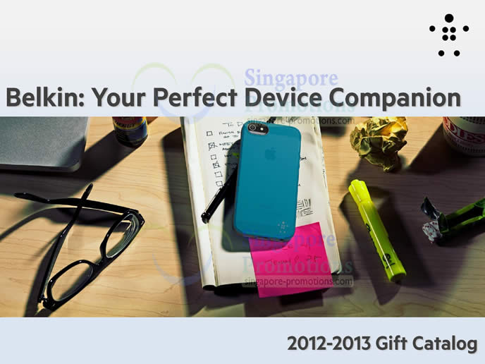 Your Perfect Device Companion, 2012-2013 Gift Catalog