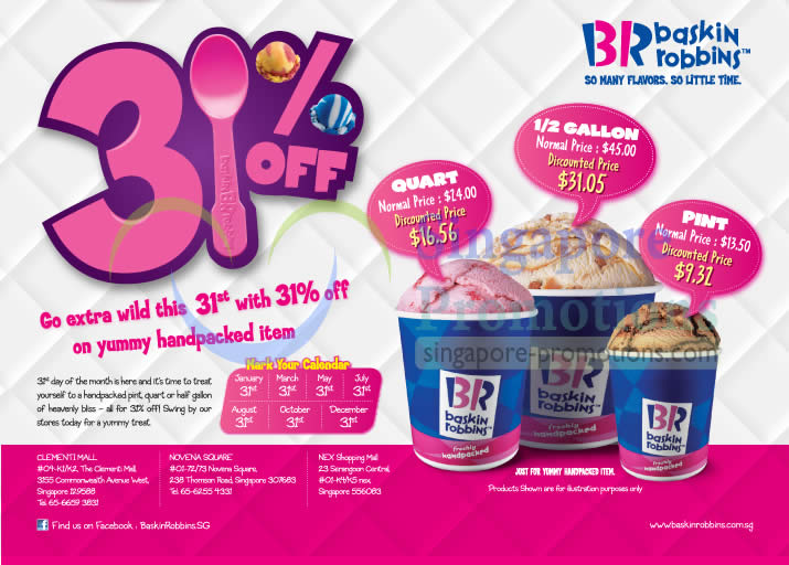 Baskin-Robbins was founded in by two ice cream enthusiasts whose passion led to the creation of more than 1, ice cream flavors and a wide variety of delicious treats. Headquartered in Canton, Mass., Baskin-Robbins is part of the Dunkin' Brands Group, Inc. (Nasdaq: DNKN) family of companies.