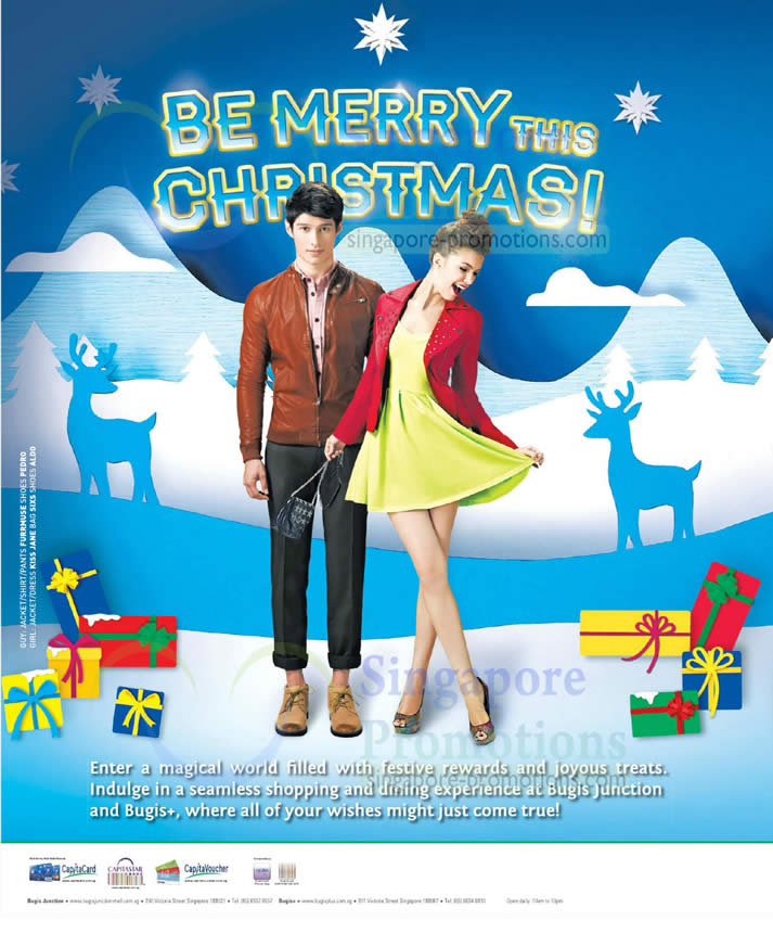 Be Merry With Christmas
