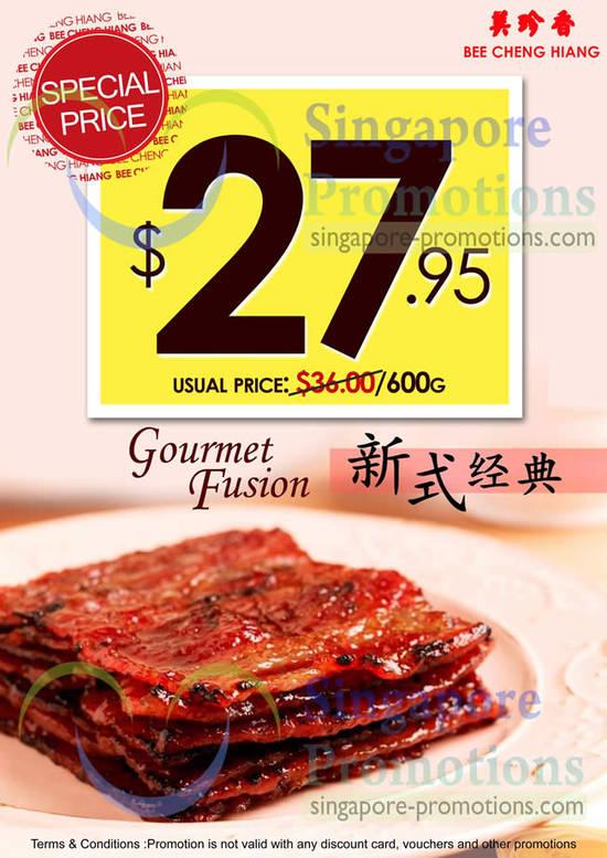 Gourmet Fusion