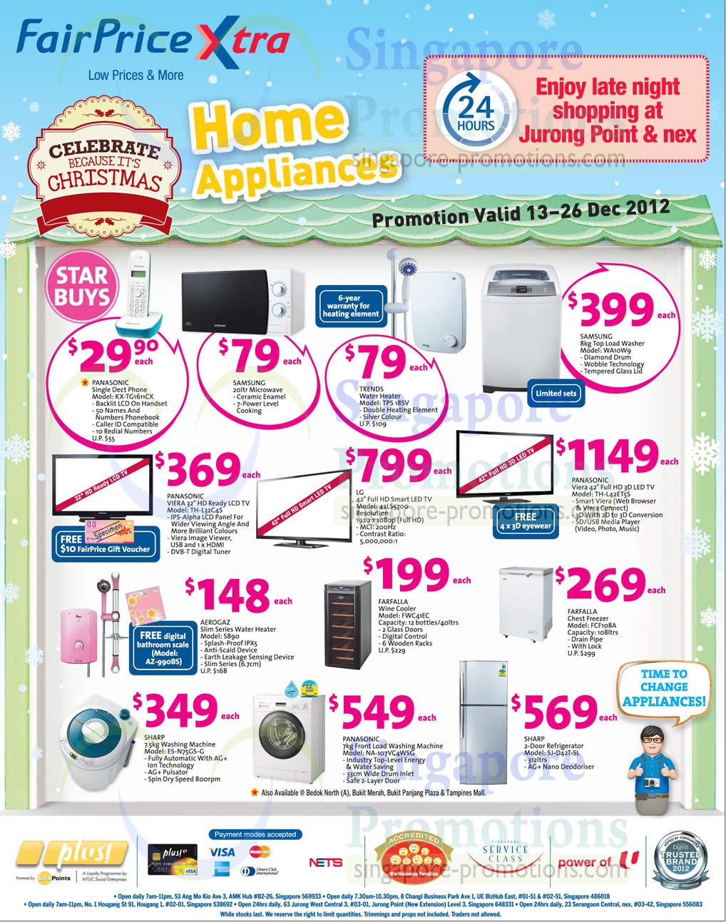 Home Appliances Panasonic Viera Hd Ready Lcd Tv Th L32c4s