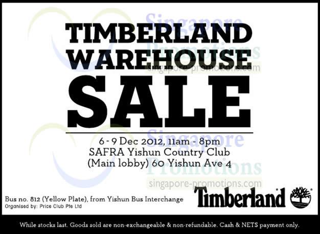 Timberland 6 Dec 2012