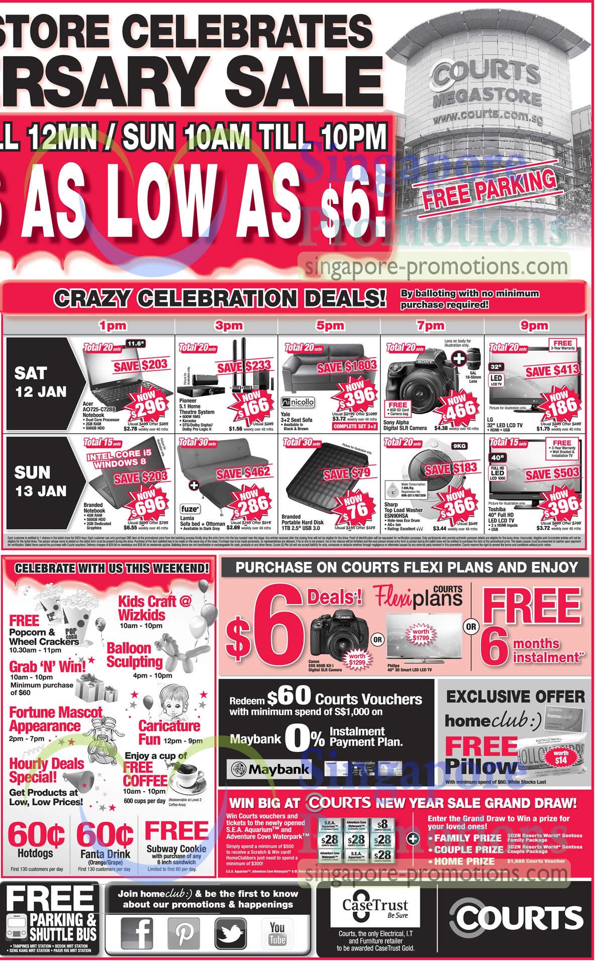Crazy Celebration Deals Acer Apsire Ao725 C72bb Notebook