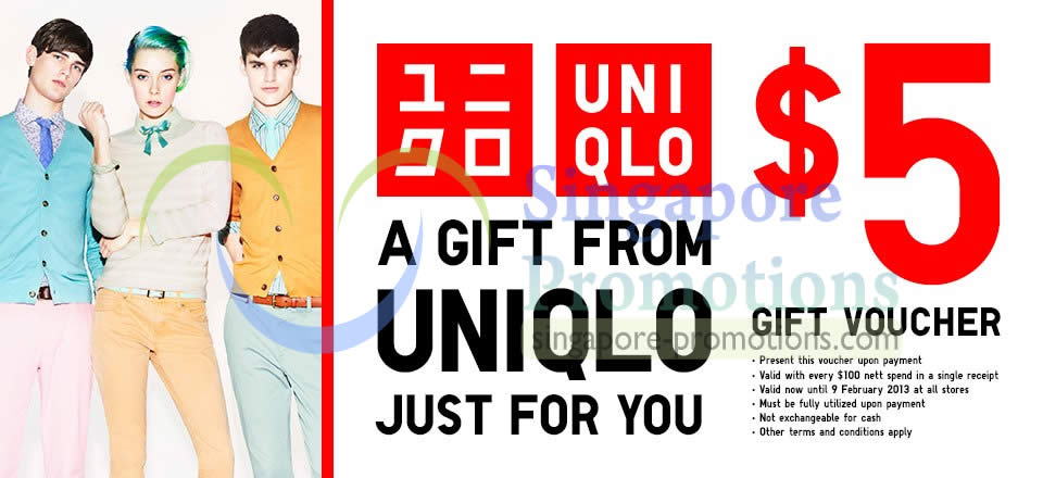 uniqlo coupon 2019
