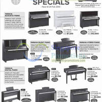 Yamaha cny prosperity specials 18 jan 24 feb 2013 for Yamaha clavinova clp 200 price