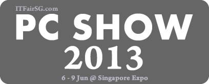PC SHOW 2013 Logo