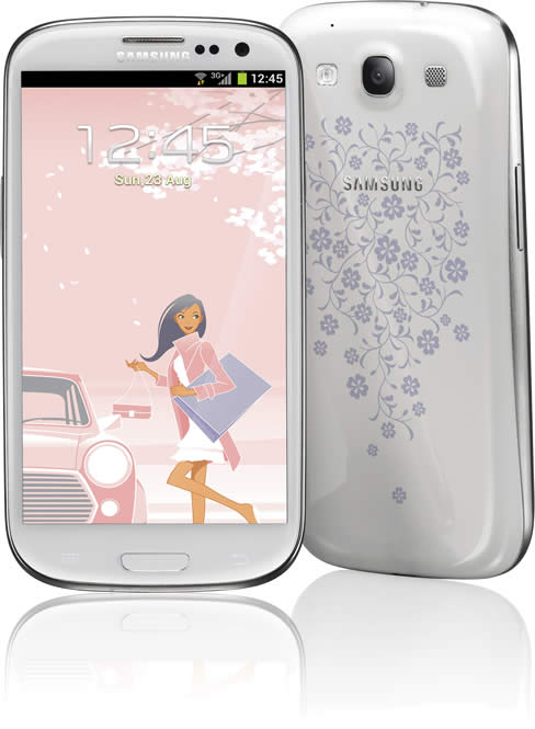 Samsung Galaxy S III - La Fleur Collection