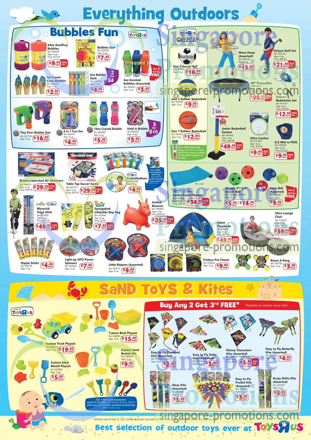 """Citibank Online Sign In >> Everything Outdoors, Bubbles Fun, Sand Toy, Kites » Toys """"R"""" Us & Babies """"R"""" Us Outdoor Fun ..."""
