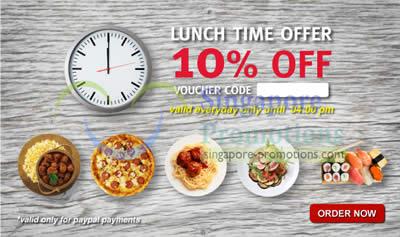 Foodpanda discount coupons may 2019
