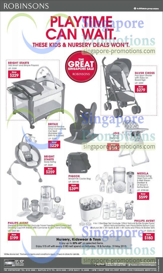 Kids n Nursery Deals