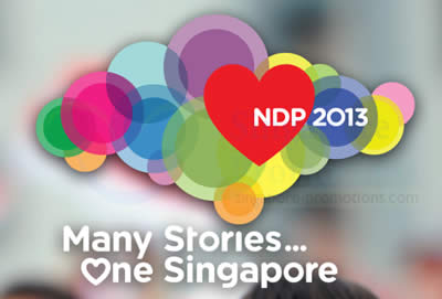 NDP 2013 Logo