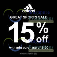 984b32e0f74 Royal Sporting House Adidas 15% Off Promo   Takashimaya 22 May – 30 ...