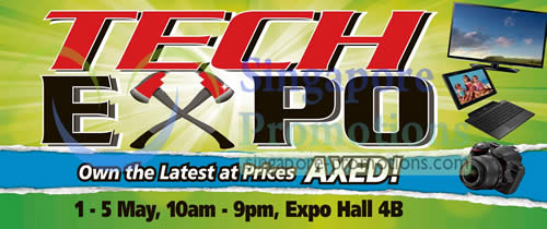 Tech Expo Event Logo