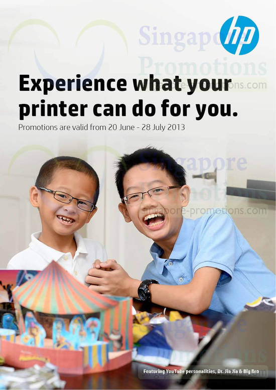 HP Printer Promotions