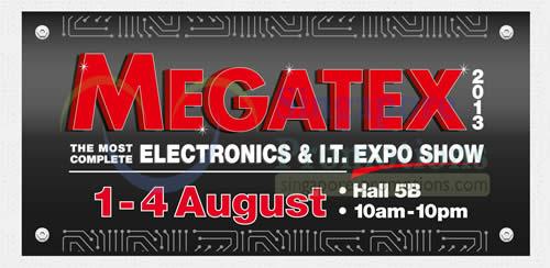 Megatex 30 Jul 2013