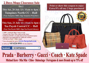 Surprisel Branded Handbags Sale Up To 75% Off 20 – 21 Jul 20113. List of  Gucci ... 8b110cb64ea81