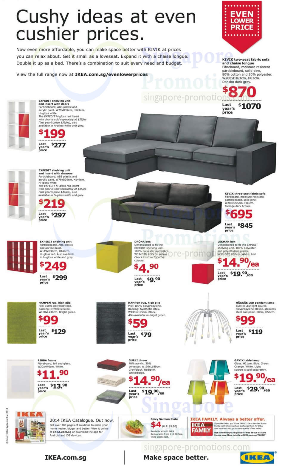 Even Lower Prices Items 187 Ikea New 2014 Catalogue Now