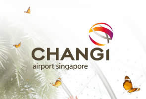 Changi Airport Logo 24 Sep 2013
