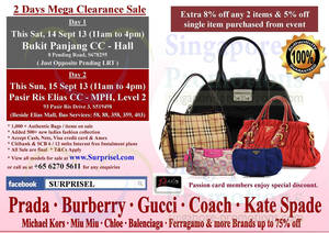 Surprisel Branded Handbags Sale Up To 75% Off 14 – 15 Sep 2013. List of  Gucci ... 4f3f706b24eb9