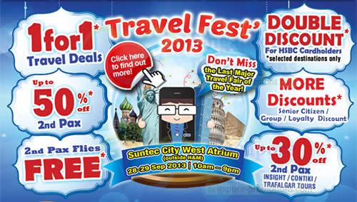 Travel Fest Highlights