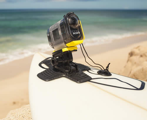 Action Cam Boat
