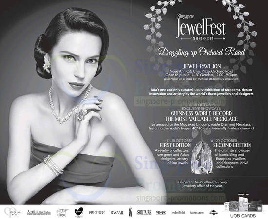 Guinness World Record Diamond Necklace
